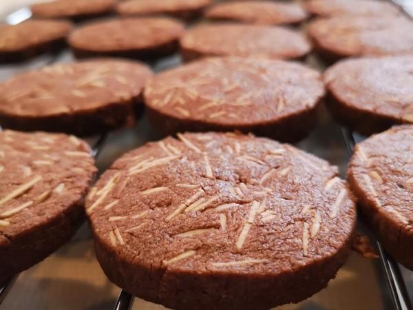 ☆アーモンドのアイスボックスクッキー☆