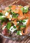 にんじんとイタリアンパセリのサラダ