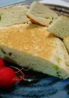 HM♥️フライパンでつくる簡単ねぎパン