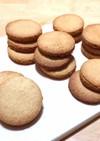 低カロリー メープル おから クッキー