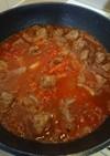 ミートボールのトマトソース煮
