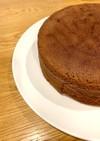 チョコレートスポンジケーキ