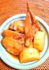 手羽先と大根の土佐酢煮