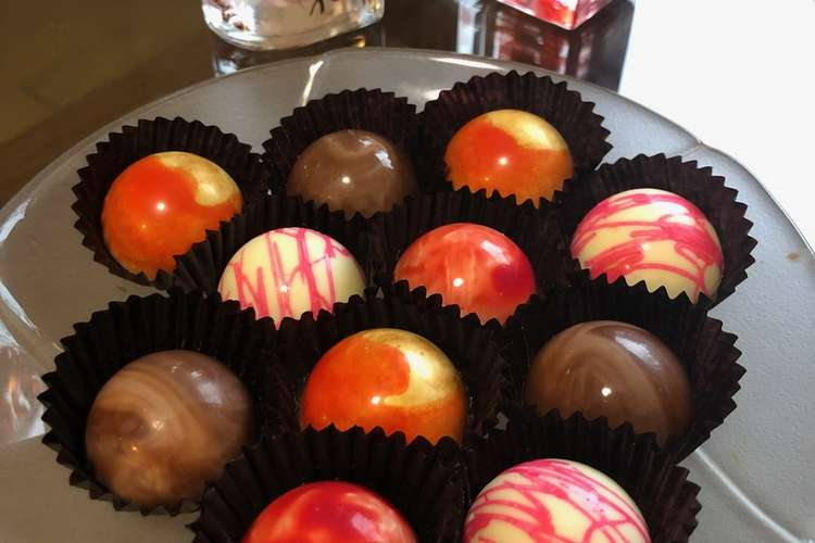 ショコラ 型 ボンボン