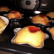 ホットケーキミックスで簡単カップケーキ