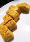 お酒のあて❗明太子とチーズの卵焼き♪