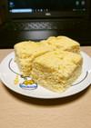 おからパウダーで作る基本の蒸しパン