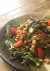 海藻と明太子の発芽酵素玄米混ぜごはん