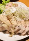 ほぼ放置♪簡単むね肉のサラダチキン~塩鶏
