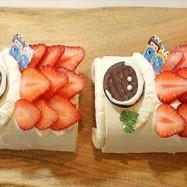 こいのぼりロールケーキ☆こどもの日☆