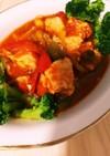 ☆超簡単☆鶏肉とトマトの煮込み☆