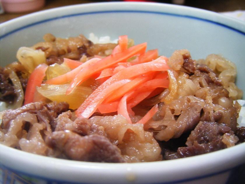 牛丼~家庭で作る吉野家の味