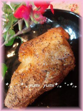 ストウブで☆塩豚の美味しいらくらく燻製