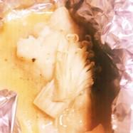 真鱈のバター醤油☆ホイル焼き