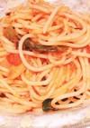 【休日のパパレシピ】トマトわかめパスタ