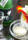 スティックサラダ 醴塩(れいしお)ソース