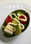 簡単!美味しいアボカドと豆腐の野菜サラダ