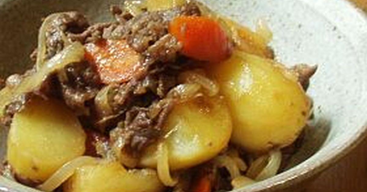 クックパッド 肉じゃが 美味しいと評判の基本の肉じゃが! クックパッド1位の人気レシピで胃袋を掴め!
