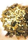 オリジナル昆布と高菜漬けの油炒め(辛口)