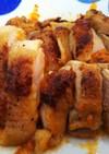簡単美味・鶏モモ肉のチーズ焼き