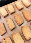 糖質制限 小麦粉不使用 おからクッキー
