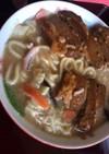 簡単チャーシュー麺