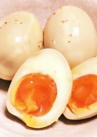 やみつき!ピリッと☆とろ〜り味付け卵