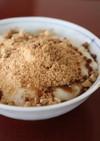 美味♪片栗粉アーモンドプードルでわらび餅