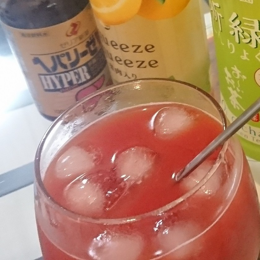 ☺︎二日酔い❌トマト嫌い用トマトジュース