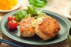 ヘルシー節約⁂おからと鶏の和風ハンバーグ