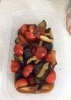 茄子とミニトマトの中華マリネ