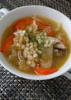 美容食 そばの実スープ アンチエイジング