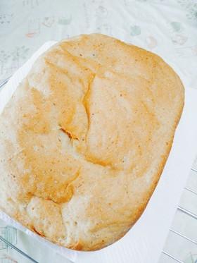 国産小麦と米粉オーツ食パン(HB使用)