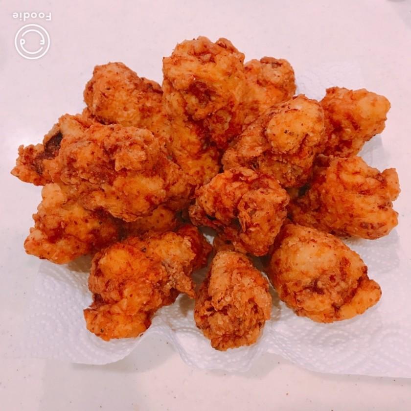 KFC風?の、手羽元のフライドチキン!