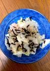 ツナと白菜の塩昆布和え