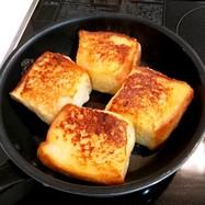 ぷるぷるフレンチトースト☆メープル味