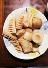 筍と根菜の煮物★☆