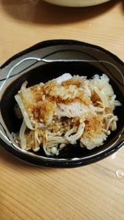 豚肉の大根おろし煮(大根おろし消費)の写真
