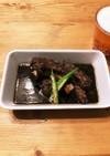 骨付き豚×黒酢の簡単煮込み