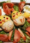 ☆オカメインコのタラモサラダ☆