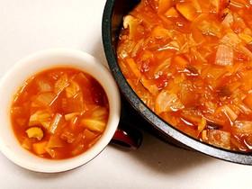 脂肪燃焼スープ#ダイエット#美肌#健康