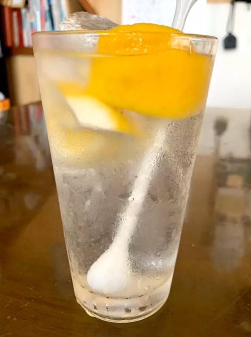 レモンサワー ひと手間で美味しさUP!