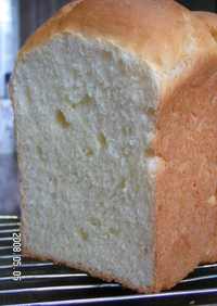 薄力粉のパン