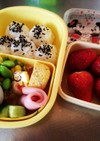 3歳児 幼稚園お弁当 ⑅◡̈*