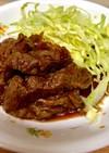 赤身やわらか和風ステーキ☆丼、お弁当にも