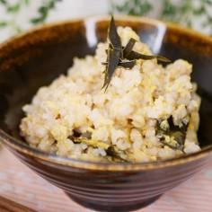 【江戸の味】モチっと香ばし!麦飯卵