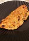 玄米粉の表面パリパリパンケーキ
