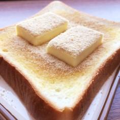 父の好きな食べ方〜食パン