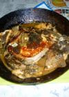 料理はアドベンチャー~ヒラメの兜の煮付け