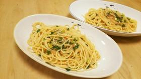 簡単 和風明太子スパゲティ